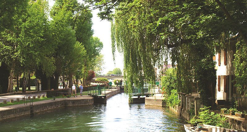 Río Charente, Francia