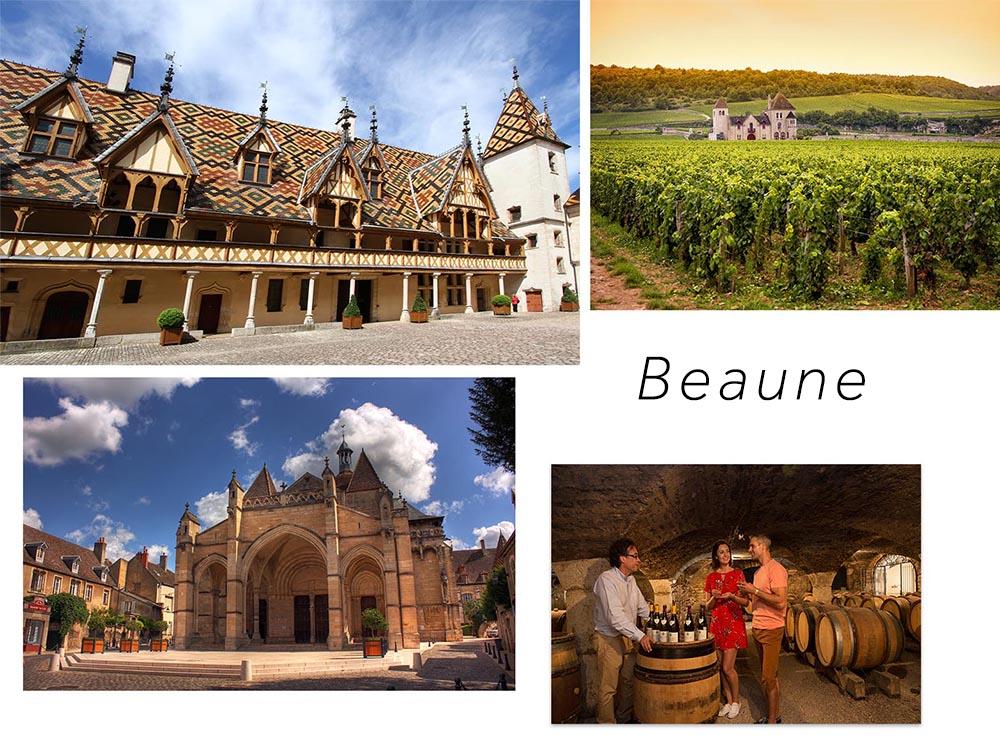 Beaune, Borgoña