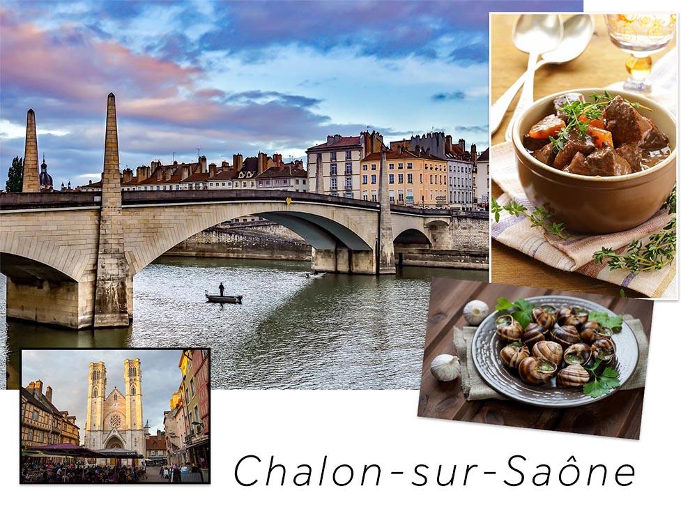 Chalon-sur-Saône, Borgoña