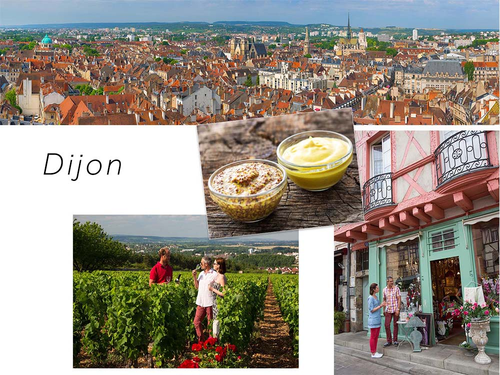 Dijon, Borgoña