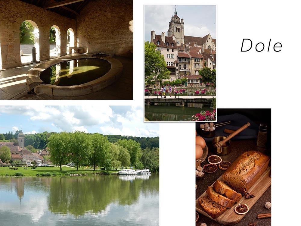 Dole, Borgoña