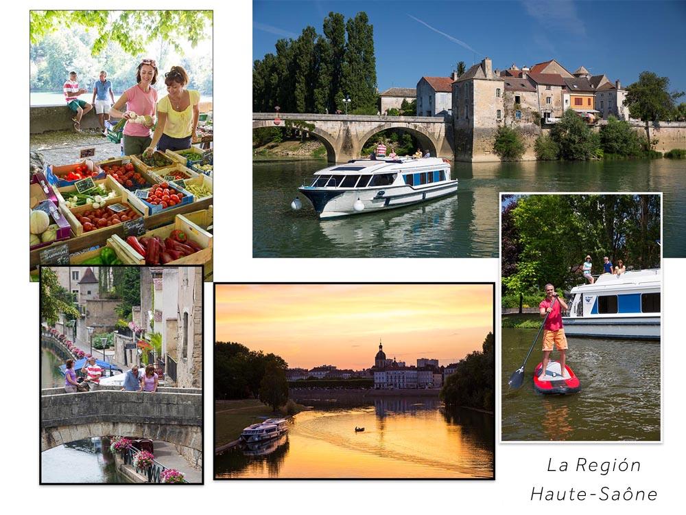 Haute-Saône, Borgoña