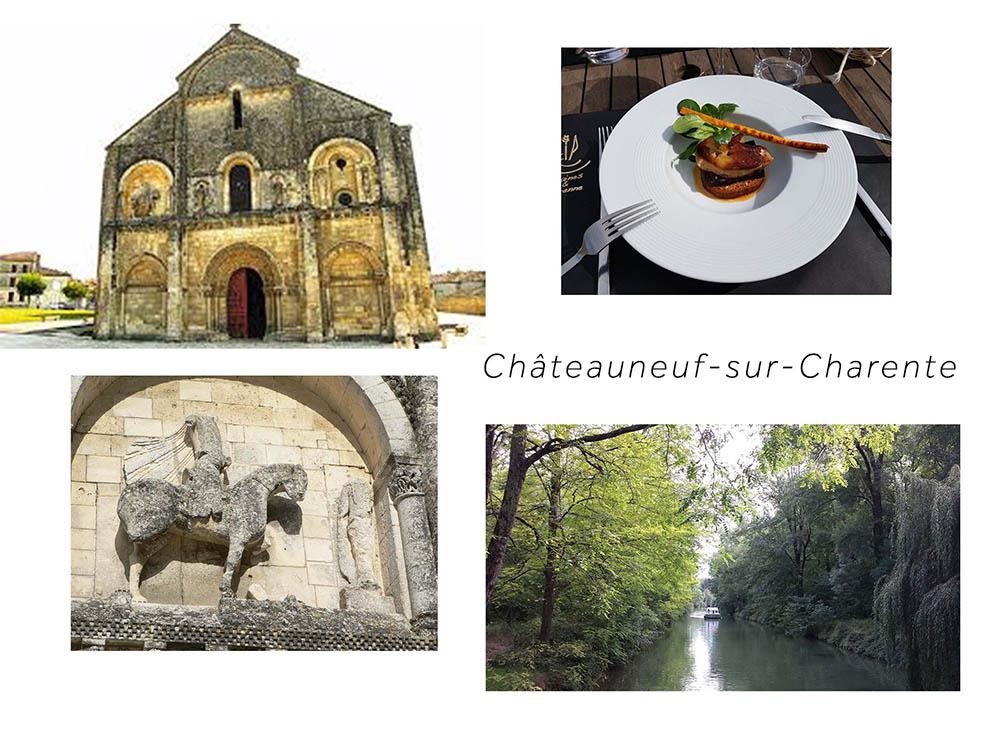 Descubre lo mejor de Charente, Châteauneuf-sur-Charente