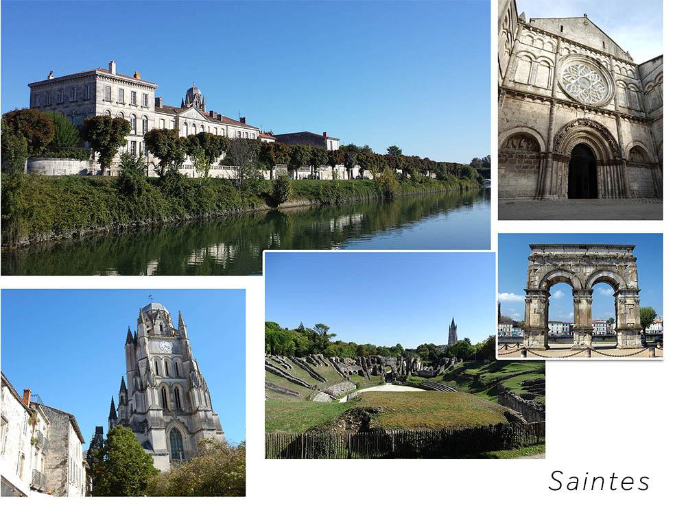 Descubre lo mejor de Charente, Saintes