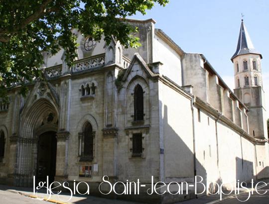 Iglesia Saint-Jean-Baptiste