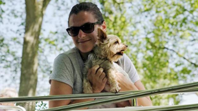 Pasar las esclusas con tu perro