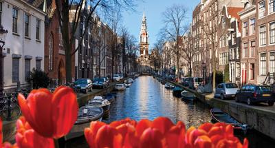 Recuerdos de Amsterdam