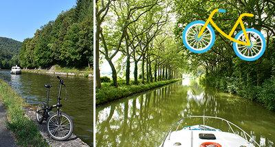 Las mejores rutas del Canal du Midi en bicicleta