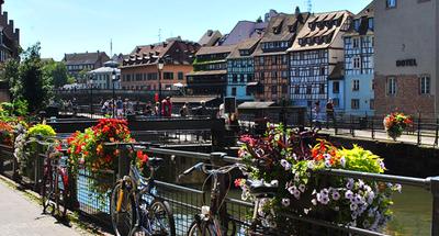 Visitar Estrasburgo en un dia