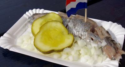 Comida típica de Holanda