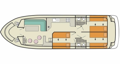 Plan del Calypso