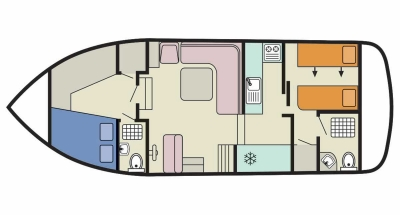 Plan del Corvette A