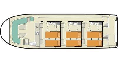 Plan del Vision 3 SL