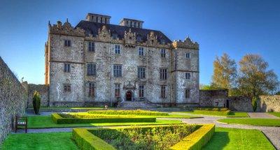 Castillo de Portumna, Irlanda