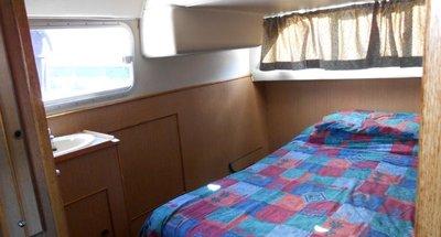 Braemore WHS - cabina delantera