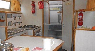 Kingfisher WHS - salón/cocina