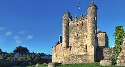 Castillo Enniskillen, Irlanda