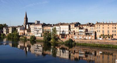 Montauban, Aquitania