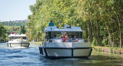 Navegación en Loire-Nivernais