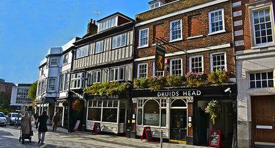 Pub en Kingston