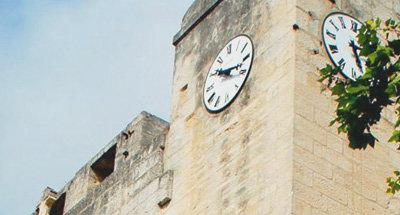 Torre del reloj, Camarga