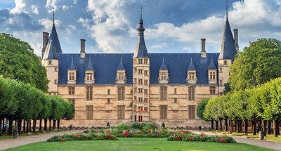 Palacio Ducal en Nevers