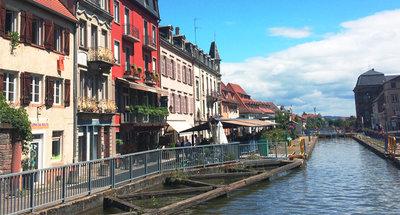 Tiendas en Saverne, Alsacia