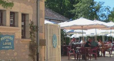 Brasserie francesa en Borgoña