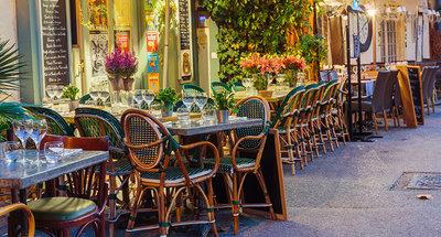 Restaurante en Charente