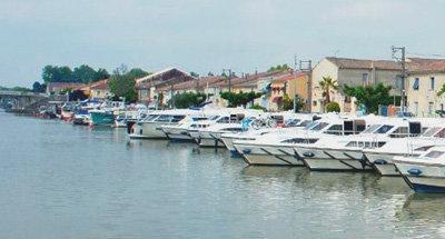 Base Le Boat en Camarga