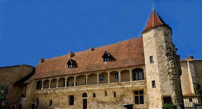 Castillo de Enrique IV en Nérac