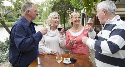 Cata de vino en Borgoña