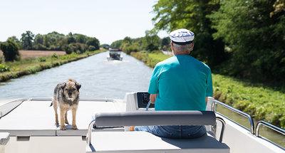 Vivir al ritmo del agua en Loire-Nivernais