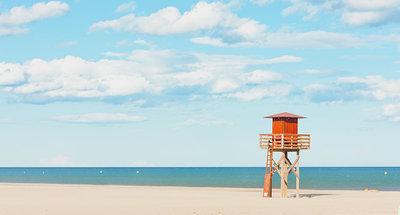 Narbonne beach