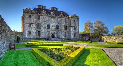 Castillo de Portumna y jardines
