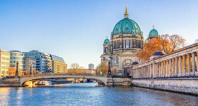 Catedral y museos en Berlín