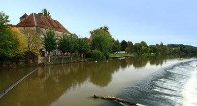 Scey-sur-Saône, Borgoña