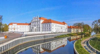 Palacio de Oranienburg, Alemania