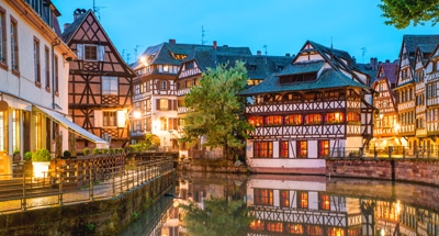 Estrasburgo, Alsacia