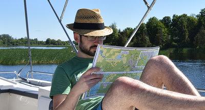 Guías de navegación para planificar tu ruta