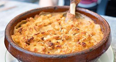 El Cassoulet, plato típico de Castelnaudary