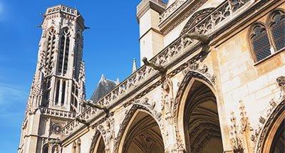 Historia y patrimonio en Borgoña