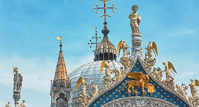 Basílica de San Marcos, Venecia