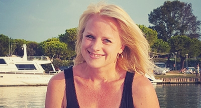 Stefanie Knoess – Responsable de Marketing, Europa del Norte