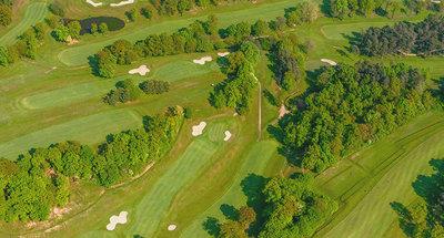 Campo de golf en Italia