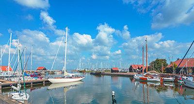Deportes acuáticos en Holanda