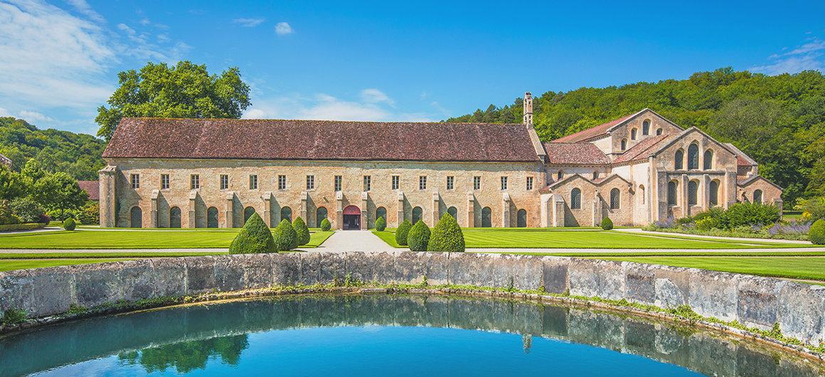 Abadía de Fontenay en Montbard