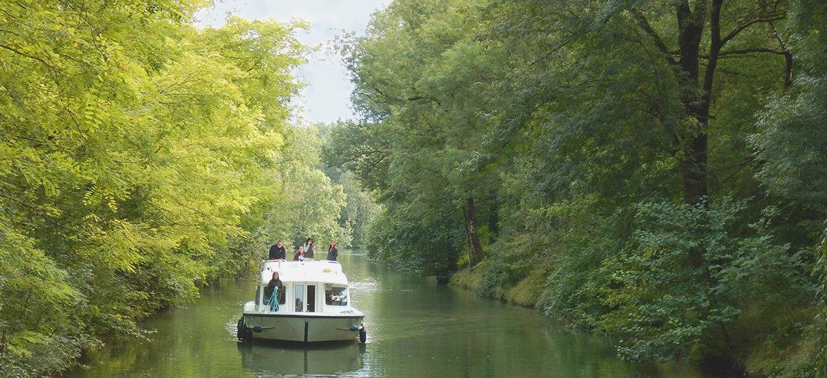 Amarre en Charente