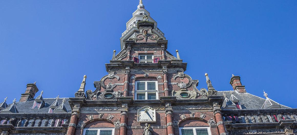 Ayuntamiento de Bolsward, Países Bajos