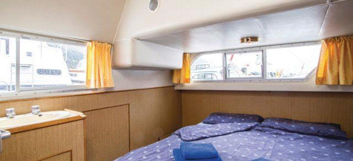 Braemore WHS - cabina trasera